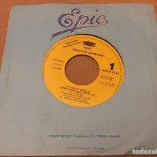 Discos de vinilo: OBJETIVO BIRMANIA-Y YO CON ESTOS PELOS (LA MAS GUAPA DE LA FIESTA). 1991, PROMOCIONAL.. Lote 115242471
