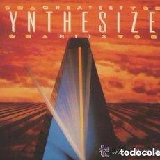 Discos de vinilo: L'ORCHESTRE ELECTRONIQUE, GREATEST SYNTHESIZER HITS - LP NETHERLANDS 1990. Lote 115244647