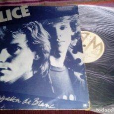 Discos de vinilo: THE POLICE REGGATTA DE BLANC 1979. Lote 115247415