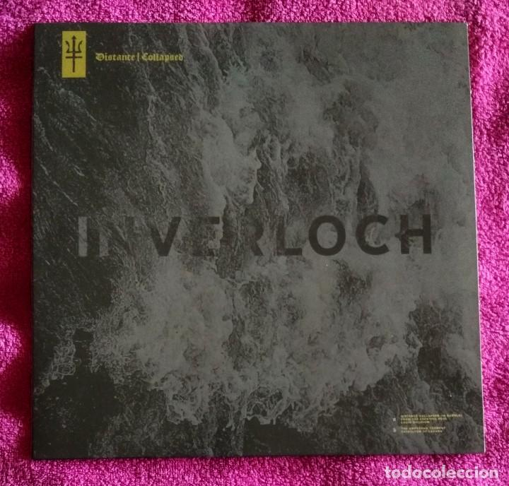 INVERLOCH - DISTANCE | COLLAPSED 12'' LP - DOOM METAL DEATH METAL (Música - Discos - LP Vinilo - Heavy - Metal)