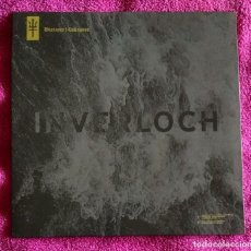 Discos de vinilo: INVERLOCH - DISTANCE | COLLAPSED 12'' LP - DOOM METAL DEATH METAL. Lote 115259079