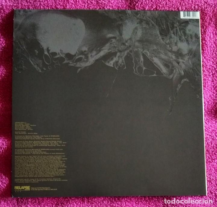 Discos de vinilo: INVERLOCH - DISTANCE | COLLAPSED 12 LP - DOOM METAL DEATH METAL - Foto 2 - 115259079