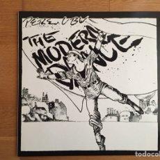 Discos de vinilo: PERE UBU: THE MODERN DANCE (GET BACK 54). Lote 115272528