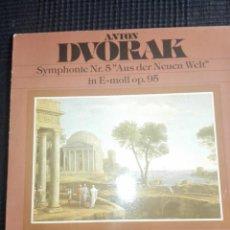 Discos de vinilo: ANTON DVORAK SYMPHONIE NR5. Lote 115274443