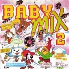 Discos de vinilo: CHIP BITS - BABY MIX 2 - LP PERFIL SPAIN 1987. Lote 115274891