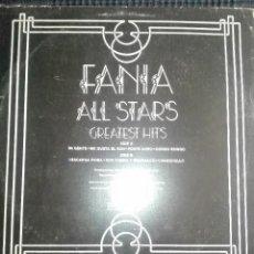 Discos de vinilo: FANIA ALL STARS. Lote 115276215