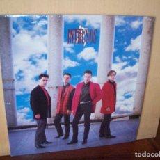 Discos de vinilo: INTRUSOS - LP 1991. Lote 115280103