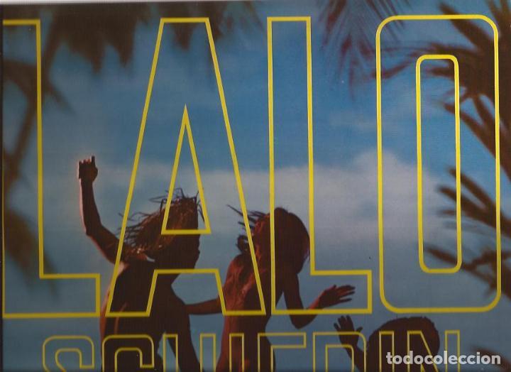 LP-LALO SCHIFRIN DE MISION IMPOSIBLE AL BOSSA PROGRESIVO EKIPO 9032 SPAIN 1971 (Música - Discos - LP Vinilo - Orquestas)