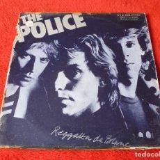 Discos de vinilo: (XM)DISCO-LP (THE POLICE) REGGATTA DE BLANC- EDICIÓN 1979. Lote 115282503