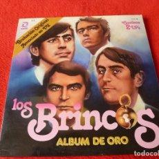 Discos de vinilo: (XM)DISCO-LOS BRINCOS - ALBUM DE ORO (2LP ZAFIRO 1981). Lote 115283287
