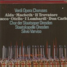 Discos de vinilo: VERDI. Lote 115285015