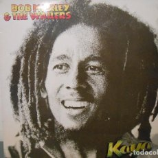 Discos de vinilo: BOB MARLEY - KAYA. Lote 115286063