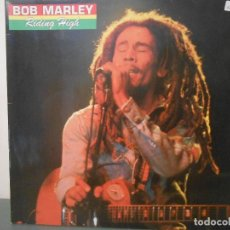 Discos de vinilo: BOB MARLEY - RIDING HIGH. 2 LPS. Lote 115286555
