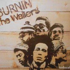 Discos de vinilo: BOB MARLEY - BURNIN THE WAILERS. Lote 115287115