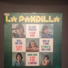 Discos de vinilo: LA PANDILLA: LOS ALEGRES PORDIOSEROS + 9 MOVIEPLAY 1975. Lote 115283879