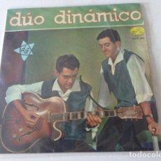 Discos de vinilo: DÚO DINÁMICO. AMOR DE VERANO... LA VOZ DE SU AMO, 1963. . Lote 115287663