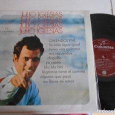 Discos de vinilo: JULIO IGLESIAS-LP DE 25 CMTS. Lote 115292523