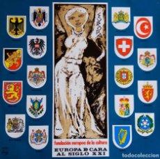 Discos de vinilo: EUROPA DE CARA AL SIGLO XXI. CONJUNTOS FAMOSOS. JUNIOR'S, INDONESIOS, SPRINTERS, UNÍSONOS... LP 1967. Lote 115298663