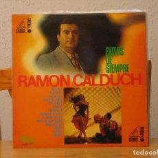 Discos de vinilo: RAMÓN CALDUCH - EXITOS DE SIEMPRE - EKIPO 66.8014-XVS - 1968 - PHASE 4 STEREO SPECTACULAR. Lote 115300587