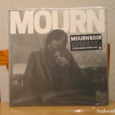 Discos de vinilo: MOURN - MOURN - CAPTURED TRACKS CT-216 - 2015 + MOURN - OTITIS / BOYS ARE CUNTS - EDICION LIMITADA. Lote 115301807