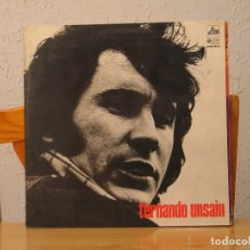 Discos de vinilo: FERNANDO UNSAIN - FERNANDO UNSAIN - MH MH-540 - 1974. Lote 115303139