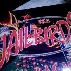 Discos de vinilo: THE JAILBIRDS ROCKABILLY. Lote 115303243