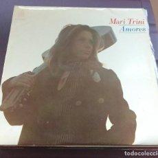Discos de vinilo: MARI TRINI. AMORES. Lote 115303915