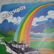Discos de vinilo: MATCHBOX SINGLE ROCKABILLY. Lote 115314687