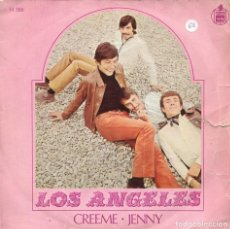 Discos de vinilo: LOS ANGELES / CREEME / JENNY (SINGLE 1968). Lote 115316843