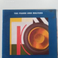 Dischi in vinile: THE FRANK AND WALTERS FASHION CRISIS HITS NEW YORK ( 1993 SETANTA GO DISCS UK ) BUEN ESTADO GENERAL. Lote 115322155