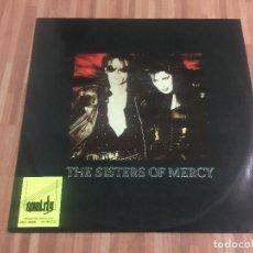 Discos de vinilo: THE SISTER OF MERCY. Lote 115322175