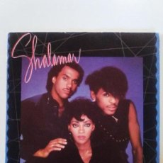 Discos de vinilo: SHALAMAR DEAD GIVEAWAY / I DON'T WANNA BE THE LAST TO KNOW ( 1983 SOLAR UK ) BUEN ESTADO GENERAL. Lote 115324667