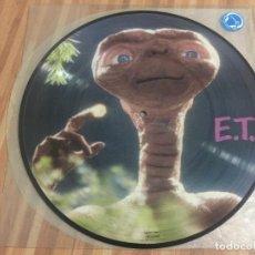 Discos de vinilo: ET,,PICTURES,,. Lote 115325215