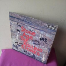 Discos de vinilo: THE ROLLING STONES - STONE AGE THE ROLLING STONES - MADE IN ENGLAND 1971, DECCA. Lote 115326407
