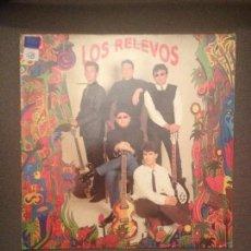 Discos de vinilo: LOS RELEVOS: ATI RECORDS ALICANTE . Lote 115288823