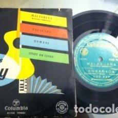 Discos de vinilo: E P DISCO VINILO DE LOS XEY AÑOS 50. Lote 115349975