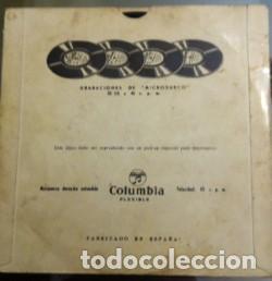 Discos de vinilo: LOLA FLORES OLÉ DOLORES DISCO VINILO AÑOS 50 - Foto 3 - 115351035