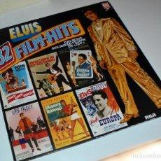 Discos de vinilo: ELVIS PRESLEY - - ELVIS 32 FILM-HITS -2 LP- GATEFOLD COVER - EX/EX. Lote 115355763