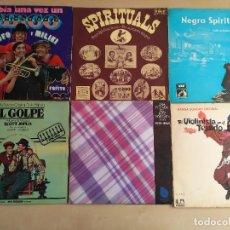 Discos de vinilo: LIQUIDACIÓN LPS - PUPURRI. Lote 115364107