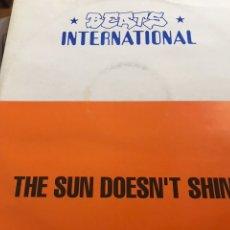 Discos de vinilo: BEATS INTERNATIONAL. Lote 115367492