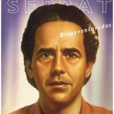 Discos de vinilo: SERRAT - BIENAVENTURADOS - LP 1987 - MUY BUEN ESTADO. Lote 115368543
