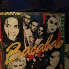 Discos de vinilo: LP BACALAO . Lote 115373287