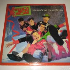Discos de vinilo: NEW KIDS ON THE BLOCK - THIS ONE'S FOR THE CHILDREN. Lote 115378904