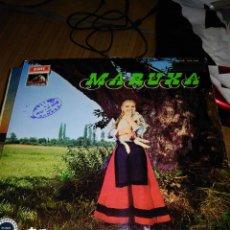 Discos de vinilo: MARUXA - SINFÓNICA ATAULFO ARGENTA - DISCO VINILO LP. Lote 115381343