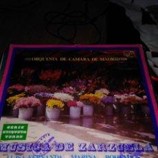 Discos de vinilo: ORQUESTA CAMARA MADRID . Lote 115381555