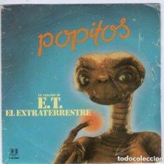 Discos de vinilo: POPITOS / SUPER BABYS - CANCION DE E.T. EL ESTRATERESTRE - LP BELTER SPAIN 1982. Lote 115386371