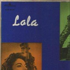 Discos de vinilo: LOLA FLORES LP SELLO ALHAMBRA EDITADO EN VENEZUELA. Lote 115402443