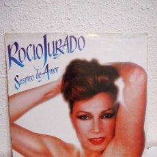 Discos de vinilo: ROCIO JURADO SUSPIRO DE AMOR LP 1986 RCA EDICION ESPAÑOLA SPAIN. Lote 115404791