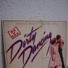 Discos de vinilo: DIRTY DANCING BSO OST LP 1987 RCA EDICION ESPAÑOLA SPAIN PATRICK SWAYZE+ZAPPACOSTA+ETC. Lote 115405943