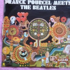 Discos de vinilo: FRANCK POURCEL,MEETS THE BEATLES DEL 70. Lote 115406455